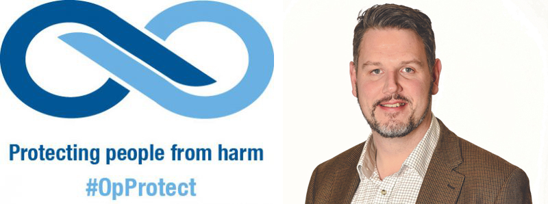 Protecting people from harm #OpProtect