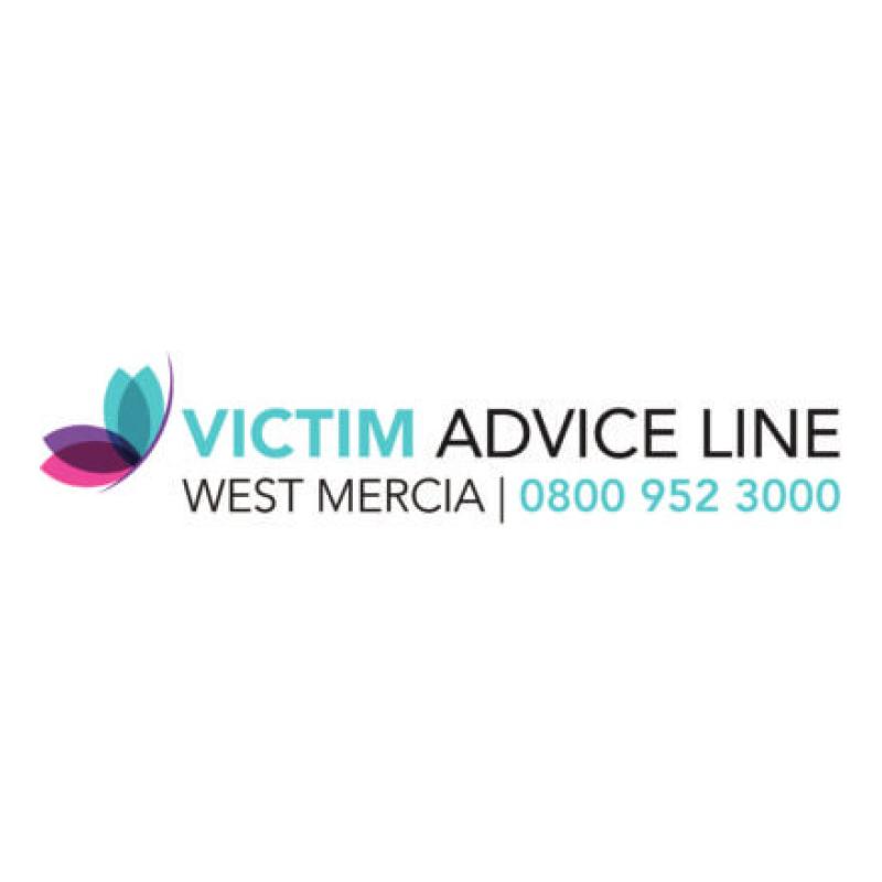 Victim Advice Line West Mercia 0800 952 3000