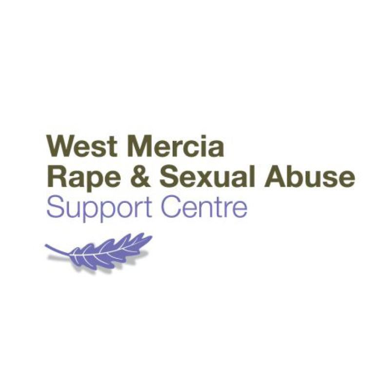 West Mercia Rape & Sexual Abuse Support Centre logo